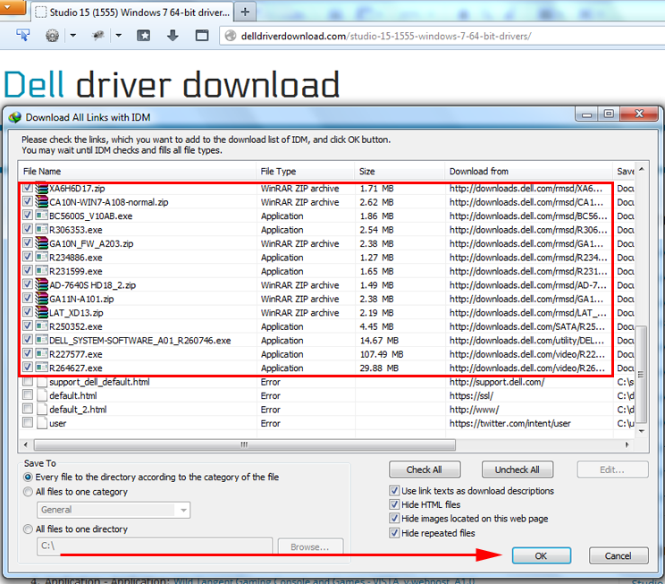 OK to download